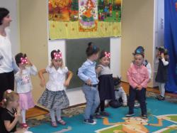 Galeria Pasowanie przedszkolaka u Myszek