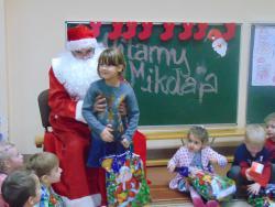 Galeria Mikołaj u motylków 2014