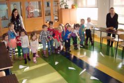 """Galeria """"Elfy"""" i """"Biedronki"""" w Gimnazjum"""