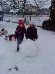 Galeria Kr. na śniegu