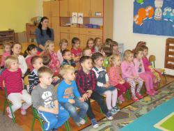 Galeria Teatrzyk w przedszkolu