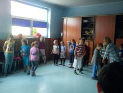 Galeria W szkole