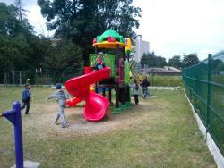 Galeria Na nowym placu zabaw