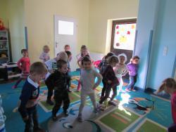 Galeria Zajęcia taneczne