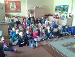 Galeria Spotkanie Motylków z Panem Leśniczym