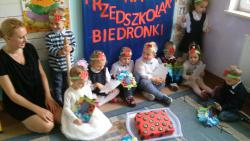Galeria Pasowanie Biedronki 2015