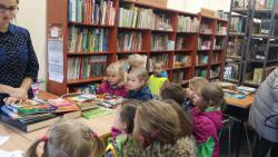 Galeria Wycieczka do biblioteki