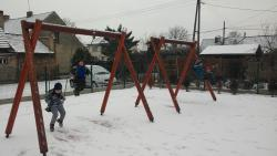Galeria Zabawy zimowe Motylki