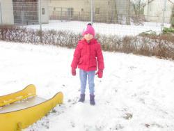 Galeria Zabawy na śniegu