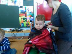 Galeria fryzjerka