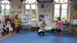 Galeria Mam talent- Antosia w PP Brzezie