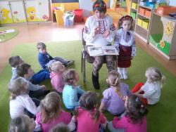 Galeria Rodzice jezyków czytają