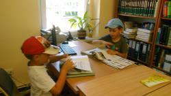 "Galeria Biblioteka""Żabki"""
