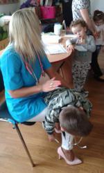 Galeria Spotkanie z pielęgniarką