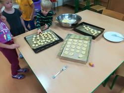 """Galeria ciasteczka """"Dożynkowe"""" Biedronki"""