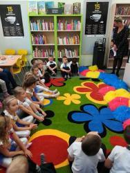 Galeria występ w bibliotece