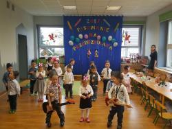 Galeria Uroczyste Pasowanie na Przedszkolaka