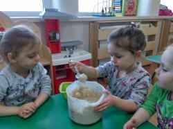 Galeria Pieczemy chlebek
