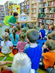 Galeria konkurs w bibliotece