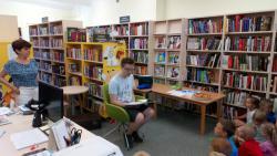 Galeria Konkurs czytelniczy