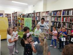 Galeria Biblioteka-W krainie literek