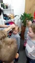 Galeria Praca fryzjerki