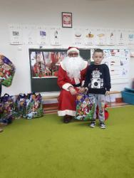 Galeria Mikołaj w Biedronkach