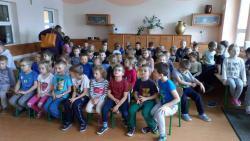 Galeria Straż Miejska w przedszkolu