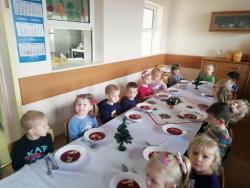 Galeria Uroczysty obiad wigilijny