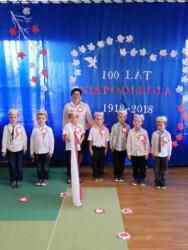 Galeria Uroczystość 100 Lat Niepodległej