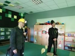 Galeria Spotkanie z górnikami