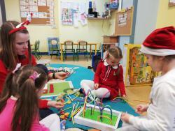 Galeria Spotkanie ze św.Mikołajem