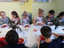 Galeria Uroczysty świąteczny obiad