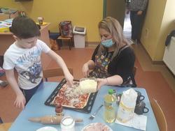 Galeria Dzień pizzy w Motylkach
