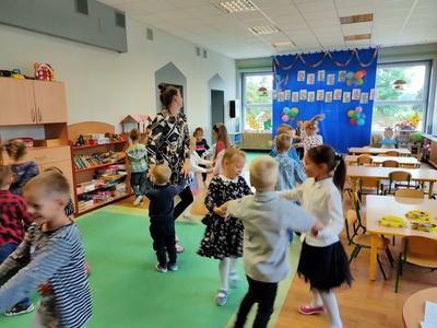 Galeria Dzień Przedszkolaka u Kotków